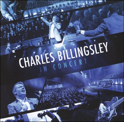 In Concert CD  -     By: Charles Billingsley