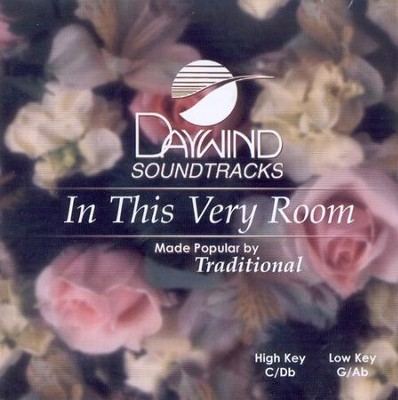 In This Very Room, Accompaniment CD   -     By: Wedding Music