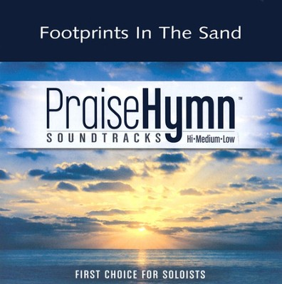 Footprints In The Sand, Accompaniment CD   -     By: Leona Lewis