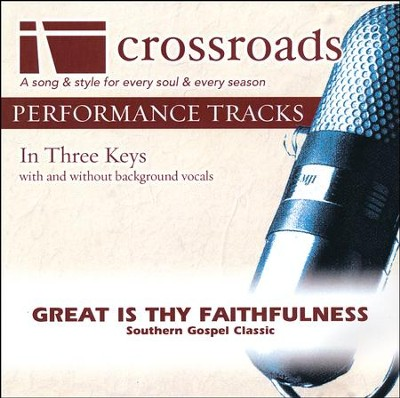 Great Is Thy Faithfulness   -