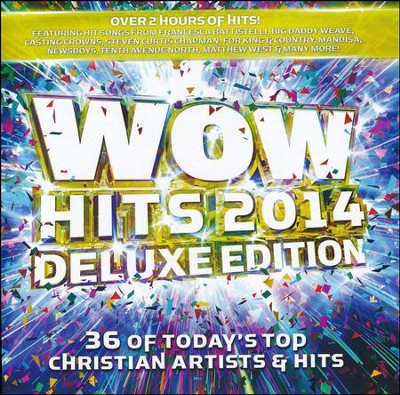 WOW Hits 2014 (Deluxe Edition)   -     By: Various Artists