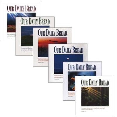 Our Daily Bread: Volumes 1-6, CD Set   -