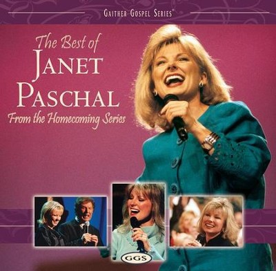 The Best of Janet Paschal CD   -     By: Janet Paschal
