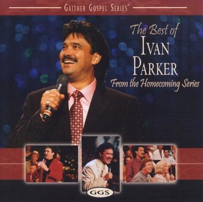 The Best of Ivan Parker CD   -     By: Ivan Parker