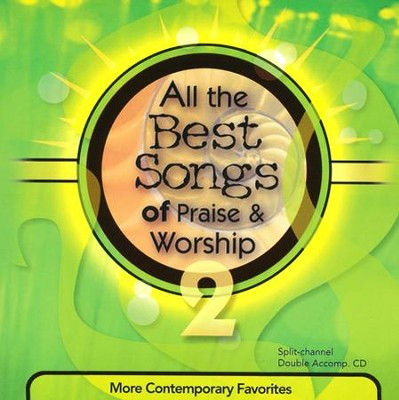 All The Best Songs Of P & W 2, S/C Accomp CD  -