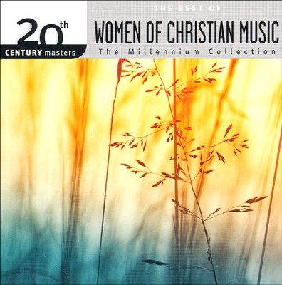 The Millennium Collection: The Best of Women of Christian Music  -