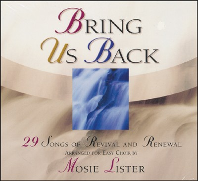 Bring Us Back, Stereo CD  -     By: Mosie Lister
