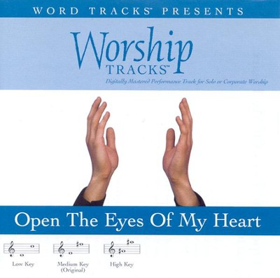 Open The Eyes Of My Heart - Demonstration Version  [Music Download] -