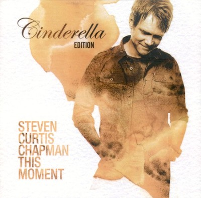 This Moment, Cinderella Edition CD   -     By: Steven Curtis Chapman