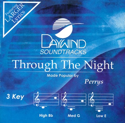 Though The Night Acc, CD  -     By: The Perrys