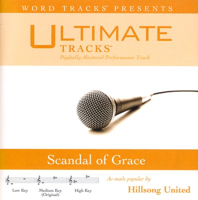 Scandal of Grace Acc, CD  -     By: Hillsong United
