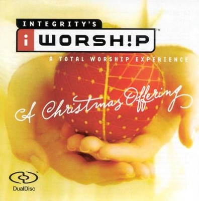 iWorship: A Christmas Offering, Dual CD/DVD   -