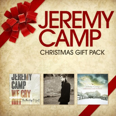 Jeremy Camp 3 CD Christmas Gift Pack   -     By: Jeremy Camp