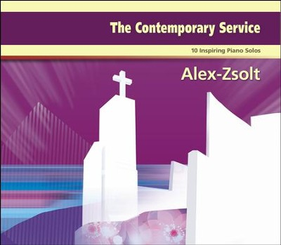 The Contemporary Service: 10 Inspiring Piano Solos   -     By: Alex-Zsolt