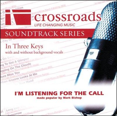 I'm Listening For My Call, ACC CD    -     By: Mark Bishop