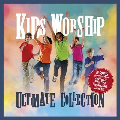 Kid's Worship - Ultimate Collection   -