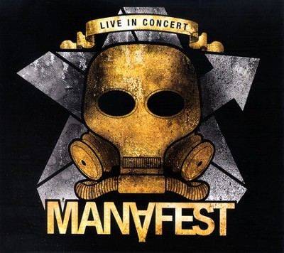 Live In Concert CD & DVD   -     By: Manafest