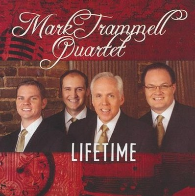 Lifetime CD   -     By: Mark Trammell Quartet