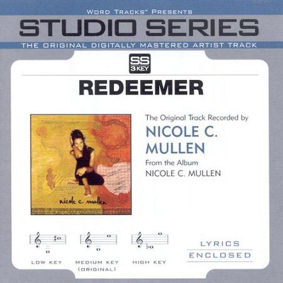 Redeemer, Acc CD   -     By: Nicole C. Mullen