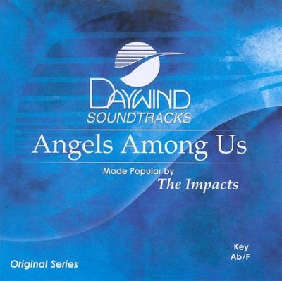 Angels Among Us, Acc CD   -     By: Impacts