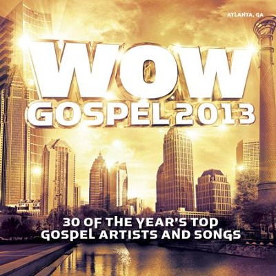 WOW Gospel 2013   -     By: Various Artists
