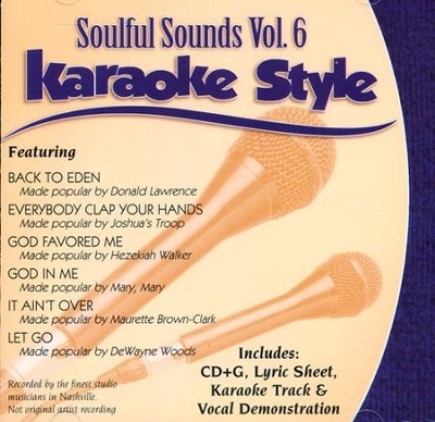 Soulful Sounds, Volume 6   -