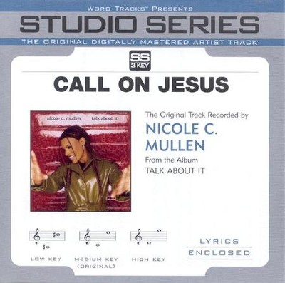 Call on Jesus, Acc CD   -     By: Nicole C. Mullen