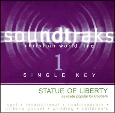 Statue Of Liberty, Accompaniment CD   -     By: The Couriers