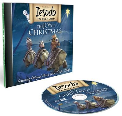 The Joy of Christmas: Featuring Original Music from Iesodo: Joy  -     By: Iesodo
