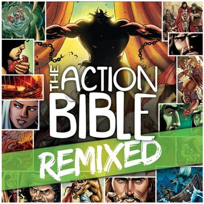 The Action Bible Remixed   -     By: Various Artists