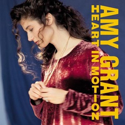 Heart in Motion, Remastered CD   -     By: Amy Grant