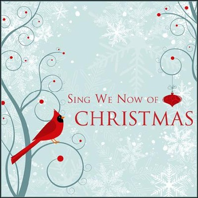 Sing We Now of Christmas   -
