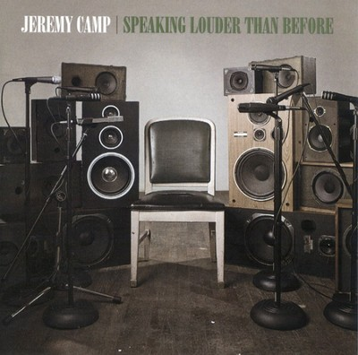 Speaking Louder Than Before CD   -     By: Jeremy Camp