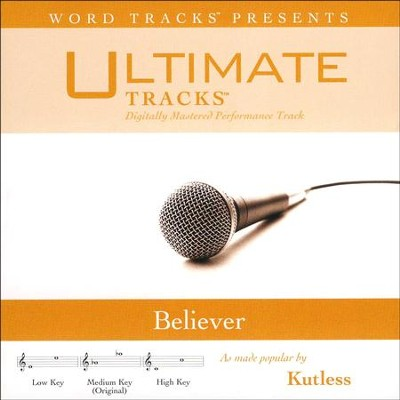 Believer Acc, CD  -     By: Kutless