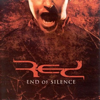 End of Silence CD   -     By: Red