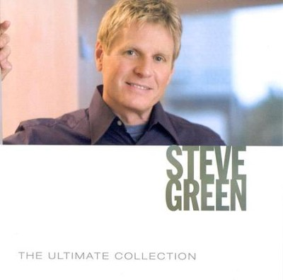 The Ultimate Collection: Steve Green CD  -     By: Steve Green