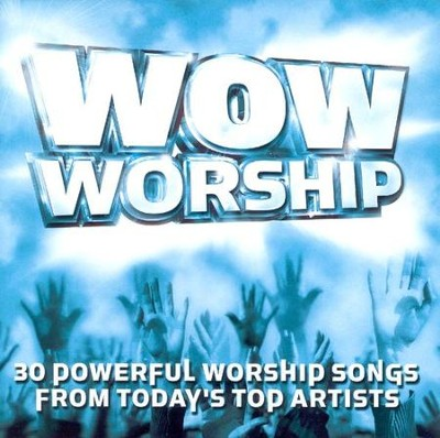 WOW Worship (Aqua), Compact Disc [CD]   -     By: Various Artists