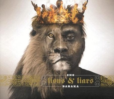 Lions And Liars CD   -     By: Sho Baraka