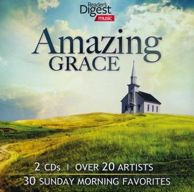 Amazing Grace--2-CD Set   -