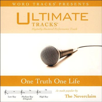 One Truth, One Life Acc, CD  -     By: The Neverclaim