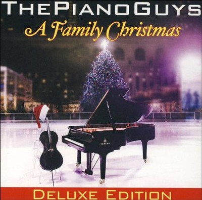 A Family Christmas Deluxe Edition   -     By: The Piano Guys