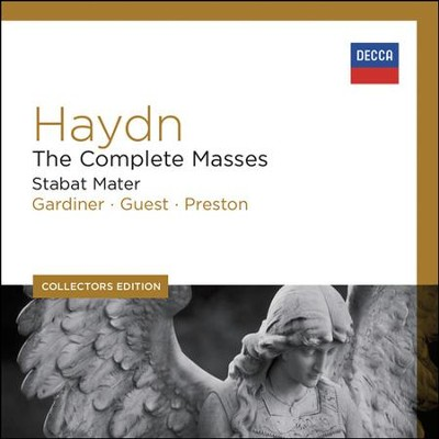 Haydn: The Complete Masses; Stabat Mater (8 CDs)  -     By: Various Artists