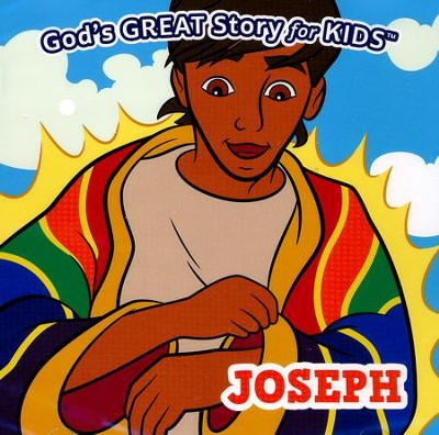God's Great Story for Kids: Joseph CD   -     By: Janet McMahon, David McMahon