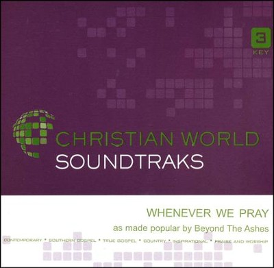 Whenever We Pray Acc, CD  -     By: Beyond the Ashes