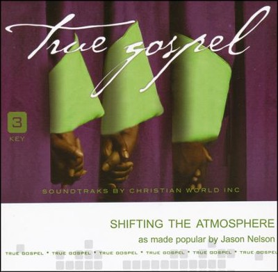 Shifting The Atmosphere Acc, CD  -     By: Jason Nelson