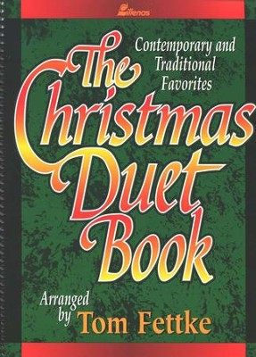 Christmas Duet Book, The: Bk/S-C CD Combo  -     By: Tom Fettke