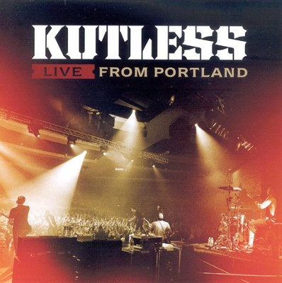 Live from Portland--CD and DVD   -     By: Kutless