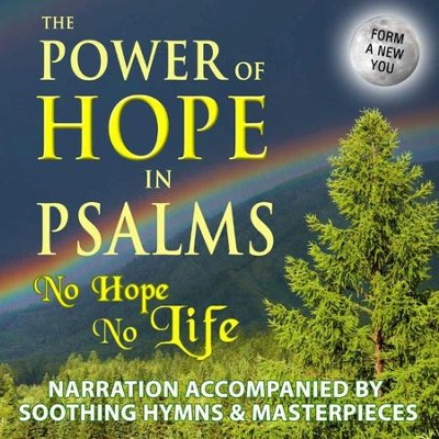 The Power of Hope in the Psalms CD  -     By: David & The High Spirit