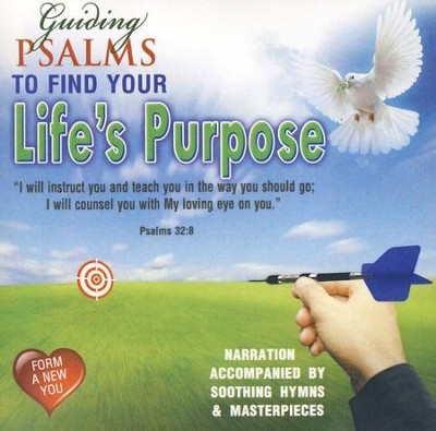 Psalms to Find Your Life's Purpose CD  -     By: David & The High Spirit