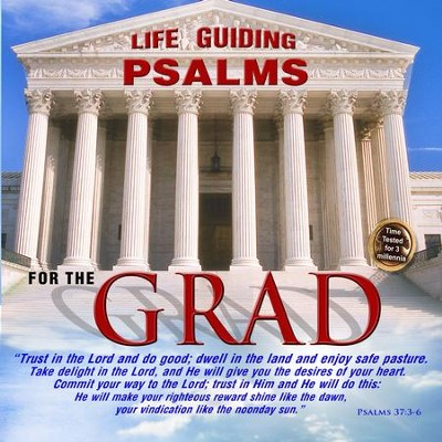 Psalms for the Grad Volume 3 CD  -     By: David & The High Spirit
